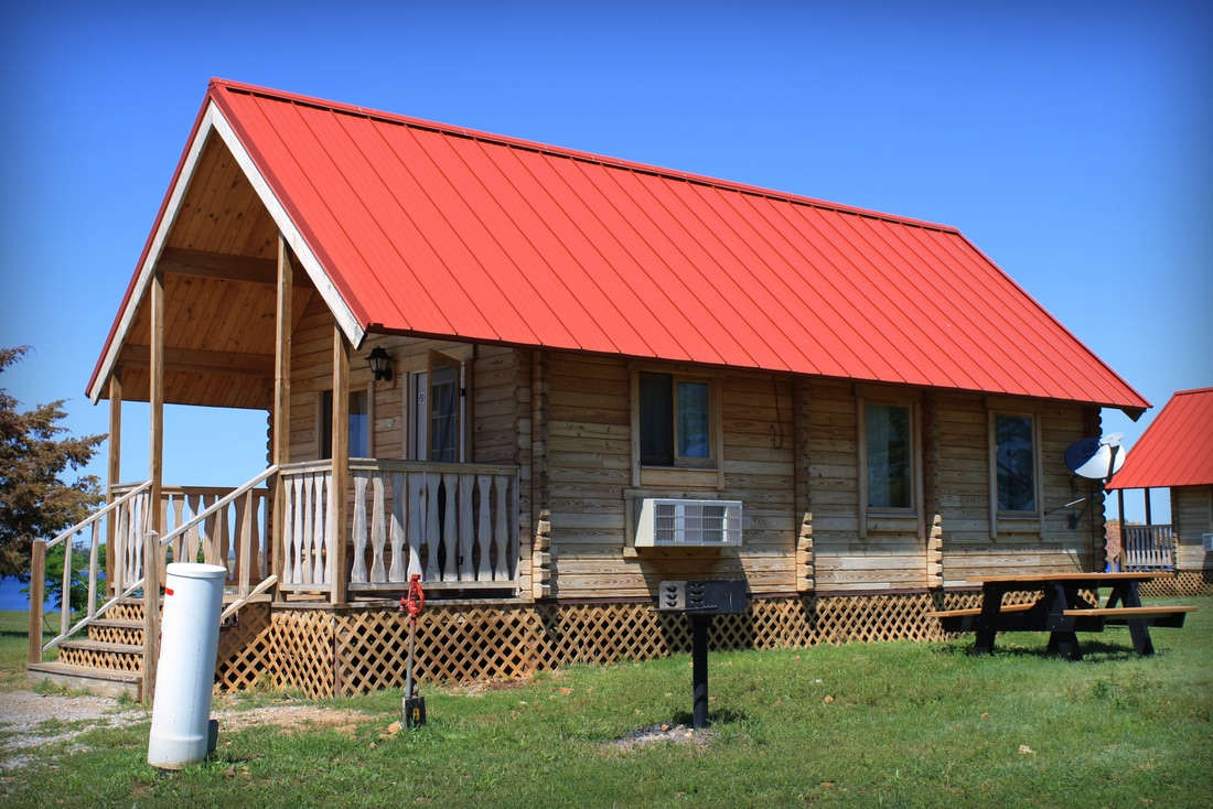 Cabin Large (Nightly): $90